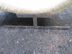 Milo Baughman Sumptuous Milo Baughman Wave Chaise Lounge Chair Midcentury - 1138631