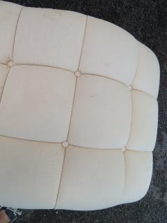 Milo Baughman Sumptuous Milo Baughman Wave Chaise Lounge Chair Midcentury - 1138637