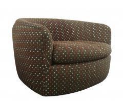 Milo Baughman Swivel Tub Chairs designed by Milo Baughman - 1138111