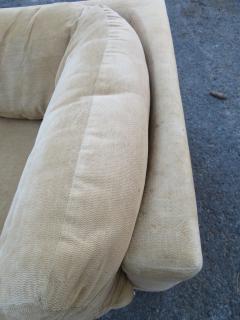 Milo Baughman Wonderful 8 Piece Milo Baughman Curved Seat Sectional Sofa Mid Century Modern - 1032295