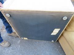 Milo Baughman Wonderful 8 Piece Milo Baughman Curved Seat Sectional Sofa Mid Century Modern - 1032299