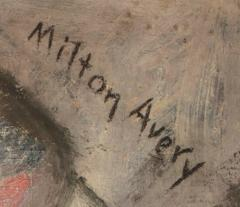 Milton Clark Avery Portrait of Gershon Benjamin  - 1299358