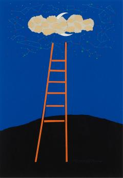 Milton Glaser Juilliard School of Music Ladder poster - 1535846