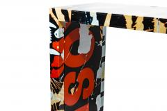 Mimmo Rotella Mimmo Rotella Table Tigre Special Edition Artcurial Italy - 1238636