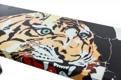 Mimmo Rotella Mimmo Rotella Table Tigre Special Edition Artcurial Italy - 1238638