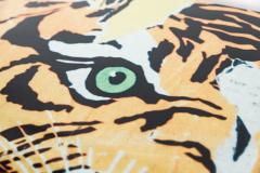 Mimmo Rotella Mimmo Rotella Table Tigre Special Edition Artcurial Italy - 1238644