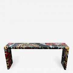 Mimmo Rotella Mimmo Rotella Table Tigre Special Edition Artcurial Italy - 1242140
