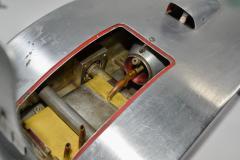 Miniature Land Speed Record Race Car Jet Powered - 1383726