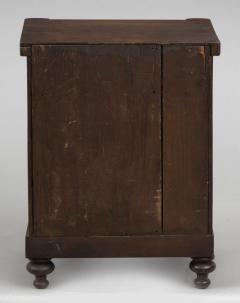 Miniature Mahogany Chest of Drawers Circa 1830 - 1826340