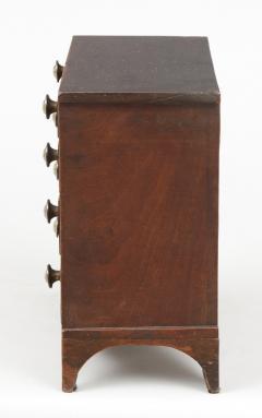 Miniature Pine Chest of Drawers Circa 1860 - 1854619