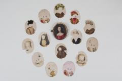 Miniature Portrait With Overlays - 498106