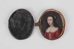 Miniature Portrait With Overlays - 498107