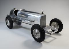Miniature Race Car Gas Powered Miller 1930 Style - 1409621