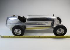 Miniature Race Car Gas Powered Miller 1930 Style - 1409633