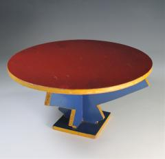 Miniature Table De Stijl Dutch Modernist Design ADO 1925 - 1806112
