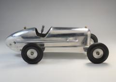 Miniature Tether Race Car Sculpture 1930 Miller Design - 1409558