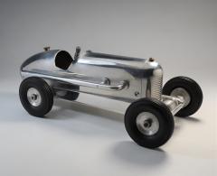 Miniature Tether Race Car Sculpture 1930 Miller Design - 1409559