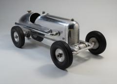 Miniature Tether Race Car Sculpture 1930 Miller Design - 1409561