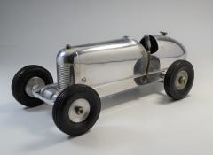 Miniature Tether Race Car Sculpture 1930 Miller Design - 1409562