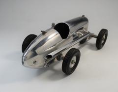 Miniature Tether Race Car Sculpture 1930 Miller Design - 1409567