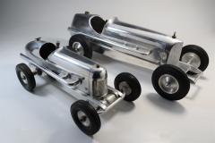 Miniature Tether Race Car Sculpture 1930 Miller Design - 1409574