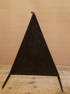 Minimal Triangle Coffee Table Mosaic Netherlands Circa 1960 - 1284795