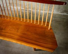 Mira Nakashima Conoid Bench by Mira Nakashima - 434368