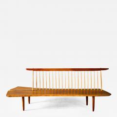 Mira Nakashima Conoid Bench by Mira Nakashima - 434942