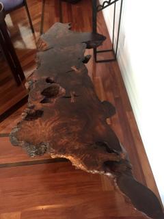 Mira Nakashima Rare And Exceptional Walnut And Redwood