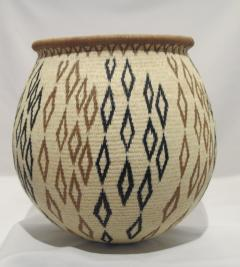 Miriam Cansare Rainforest Basket Panama Geometric - 522816