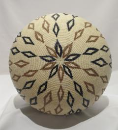 Miriam Cansare Rainforest Basket Panama Geometric - 522817