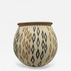 Miriam Cansare Rainforest Basket Panama Geometric - 524165