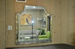 Mirror Framed Mirror with Beveled Glass - 483518