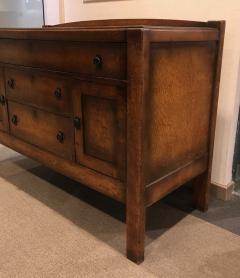 Mission Oak Arts Crafts Sideboard - 2124023