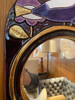 Mithe Espelt Ceramic mirror - 1957769