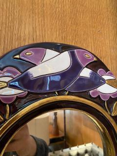 Mithe Espelt Ceramic mirror - 1957770