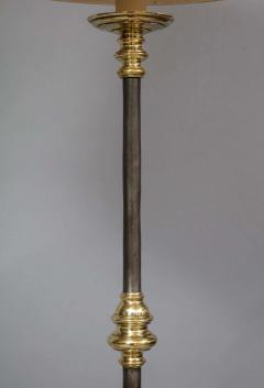 Mixed Metal Floor Lamp - 1811384