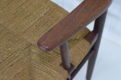 Mobel Fabrik B rge Mogensen Dining Chairs by S borg M belfabrik in Denmark - 1240077