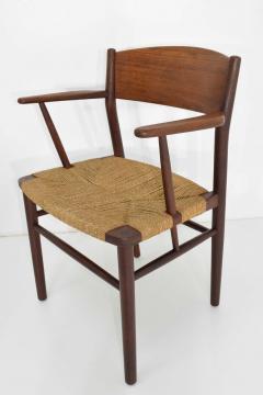 Mobel Fabrik B rge Mogensen Dining Chairs by S borg M belfabrik in Denmark - 1240078