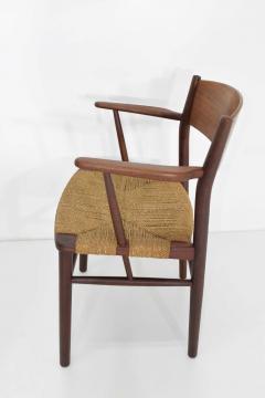 Mobel Fabrik B rge Mogensen Dining Chairs by S borg M belfabrik in Denmark - 1240079