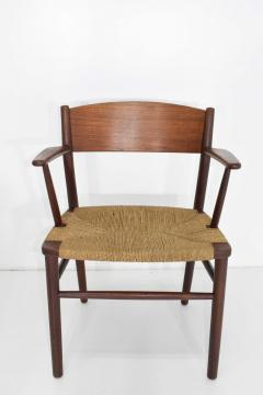Mobel Fabrik B rge Mogensen Dining Chairs by S borg M belfabrik in Denmark - 1240080