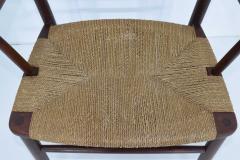 Mobel Fabrik B rge Mogensen Dining Chairs by S borg M belfabrik in Denmark - 1240081
