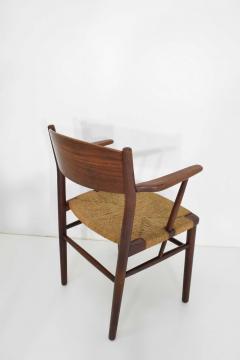 Mobel Fabrik B rge Mogensen Dining Chairs by S borg M belfabrik in Denmark - 1240083