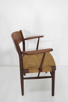 Mobel Fabrik B rge Mogensen Dining Chairs by S borg M belfabrik in Denmark - 1240084