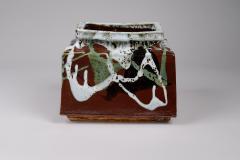 Modern Japanese Ceramic Vase - 1571848