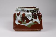 Modern Japanese Ceramic Vase - 1571849