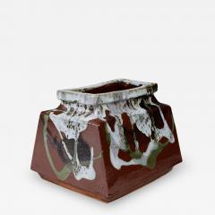 Modern Japanese Ceramic Vase - 1573876