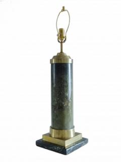 Modern Marble Column Lamp - 1796115