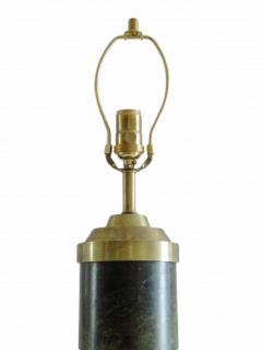 Modern Marble Column Lamp - 1796126