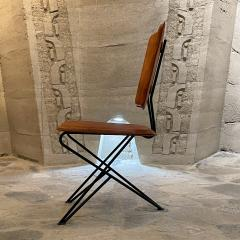 Modern Pablex Iron Leather Tripod Chair Pablo Romo for Ambianic - 2028080